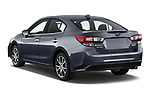 Car pictures of rear three quarter view of 2018 Subaru Impreza 2.0i-Limited-CVT-PZEV 4 Door Sedan Angular Rear