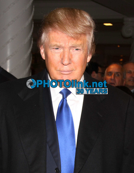 DONALD TRUMP 2012<br /> Photo By John Barrett/PHOTOlink