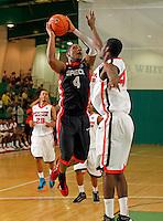 April 10, 2011 - Hampton, VA. USA;  DVante Smith Rivera participates in the 2011 Elite Youth Basketball League at the Boo Williams Sports Complex. Photo/Andrew Shurtleff