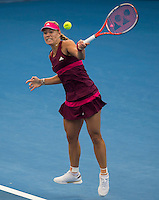 ANGELIQUE KERBER (GER)<br /> <br /> Tennis - Brisbane International 2015-  Brisbane - Queensland -  ATP-WTA - 2015  - Australia -  04 January 2015. <br /> <br /> &copy; AMN IMAGES