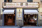 Exterior, Giannino Restaurant, Florence, Tuscany, Italy