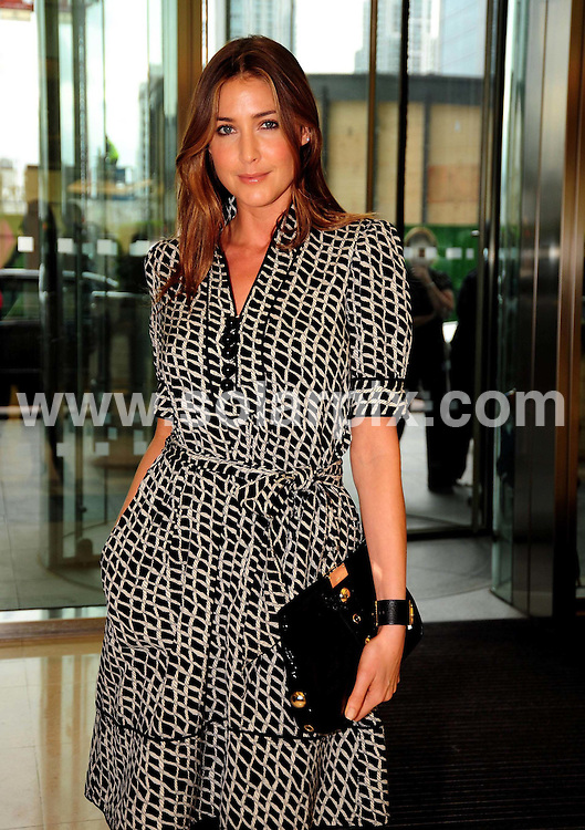 **ALL ROUND  PICTURES FROM SOLARPIX.COM**.**WORLDWIDE SYNDICATION RIGHTS**.BGC Partners 9/11 annual charity day at Canary Wharf in London..This pic:Lisa Snowdon....JOB REF:  7296        STN        DATE:11_09_08.**MUST CREDIT SOLARPIX.COM OR DOUBLE FEE WILL BE CHARGED* *UNDER NO CIRCUMSTANCES IS THIS IMAGE TO BE REPRODUCED FOR ANY ONLINE EDITION WITHOUT PRIOR PERMISSION*
