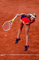 TIMEA BACSINSZKY (SUI)<br /> <br /> TENNIS - FRENCH OPEN - ROLAND GARROS - ATP - WTA - ITF - GRAND SLAM - CHAMPIONSHIPS - PARIS - FRANCE - 2017  <br /> <br /> <br /> <br /> &copy; TENNIS PHOTO NETWORK