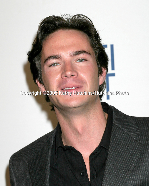 James D'Arcy.An American Haunting Premiere.ArcLight Theater.Los Angeles, CA.November 5, 2005.©2005 Kathy Hutchins / Hutchins Photo