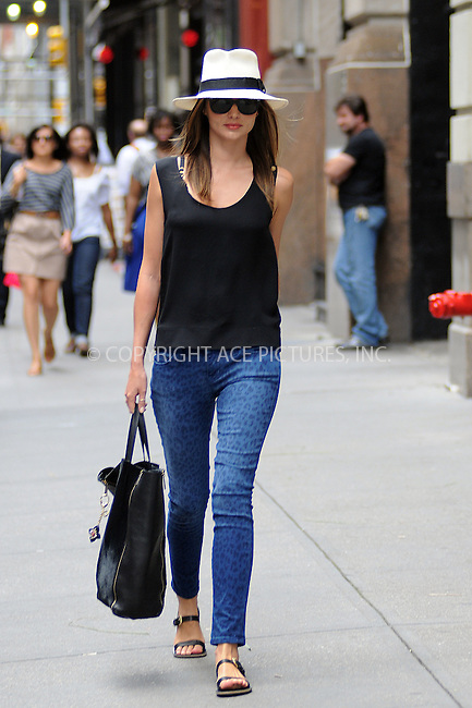 WWW.ACEPIXS.COM ************....June 26 2012, New York City....Model Miranda Kerr strolls around her Chelsea neighborhood on June 26 2012 in New York City....Please byline: CURTIS MEANS - ACE PICTURES.. *** ***  ..Ace Pictures, Inc:  ..tel: (646) 769 0430..e-mail: info@acepixs.com..web: http://www.acepixs.com