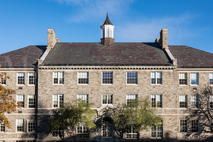 Lawrence Hall, Colgate University, Hamilton, New York, USA