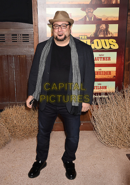 UNIVERSAL CITY, CA - NOVEMBER 30: Director Frank Coraci arrives at the premiere of Netflix's 'The Ridiculous 6' at AMC Universal City Walk on November 30, 2015 in Universal City, California.<br /> CAP/ROT/TM<br /> &copy;TM/ROT/Capital Pictures