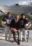 Hudson-Lavell-Young_8306<br /> <br /> Coach LaVell Edwards. 8 Steve Young. 95 Gordon Hudson.<br /> <br /> Photo by: Mark Philbrick/BYU<br /> <br /> Copyright BYU PHOTO 2008<br /> All Rights Reserved<br /> 801-422-7322<br /> photo@byu.edu