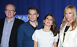Tracy Letts, Michael C. Hall, Marissa Tomei and Toni Collette attending 'The Realistic Joneses'  Meet & Greet  at The New 42nd Street Studios on February 20, 2014 in New York City.