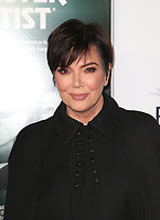 HOLLYWOOD, CA - NOVEMBER 12: Kris Jenner, at the AFI Fest 2017 Centerpiece Gala Presentation of The Disaster Artist on November 12, 2017 at the TCL Chinese Theatre in Hollywood, California. Credit: Faye Sadou/MediaPunch /NortePhoto.com
