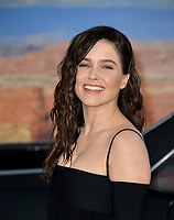 "LOS ANGELES, USA. October 08, 2019: Sophia Bush at the premiere of ""El Camino: A Breaking Bad Movie"" at the Regency Village Theatre.<br /> Picture: Paul Smith/Featureflash"
