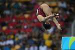 Minami Itahashi (JPN), <br /> AUGUST 18, 2016 - Diving : <br /> Women's 10m Platform Final <br /> at Maria Lenk Aquatic Centre <br /> during the Rio 2016 Olympic Games in Rio de Janeiro, Brazil. <br /> (Photo by Koji Aoki/AFLO SPORT)