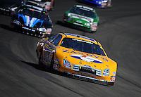 Oct. 10, 2009; Fontana, CA, USA; NASCAR Nationwide Series driver John Wes Townley during the Copart 300 at Auto Club Speedway. Mandatory Credit: Mark J. Rebilas-