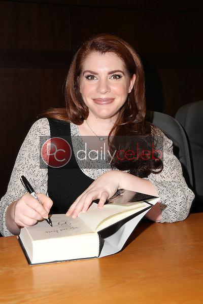 "Stephenie Meyer<br /> signs ""Life and Death,"" Barnes & Noble, Los Angeles, CA 10-13-15<br /> David Edwards/DailyCeleb.Com 818-249-4998"
