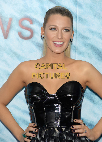NEW YORK, NY - JUN 21: Blake Lively attends the World Premiere of &quot;The Shallows&quot; at the AMC Loews Lincoln Square Cinemas on June 21, 2016 in NEW YORK CITY.<br /> CAP/LNC/TOM<br /> &copy;TOM/LNC/Capital Pictures