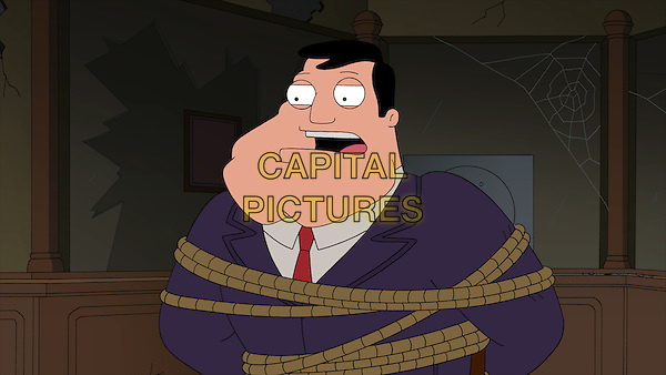 American Dad! (2005 - )<br /> (Season 7)<br /> Things take a turn for the worse after Stan (Seth MacFarlane) joins Roger and Steve's fictional detective agency<br /> *Filmstill - Editorial Use Only*<br /> CAP/KFS<br /> Image supplied by Capital Pictures