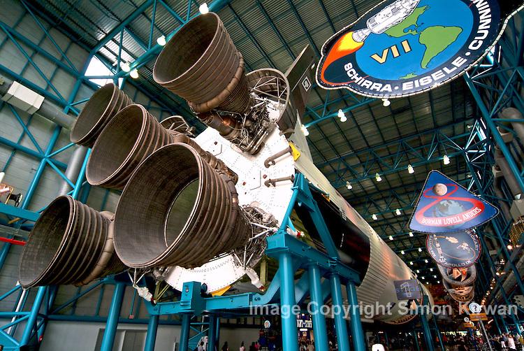 Kennedy Space Center, Florida, USA