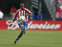 2  July  2005 Chivas USA and Chicago Fire in Carson, Calif. .Matt A. Brown/ISI
