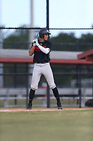 Yohandy Morales (70) of Pace High School in Miami, Florida during the Under Armour Baseball Factory National Showcase, Florida, presented by Baseball Factory on June 12, 2018 the Joe DiMaggio Sports Complex in Clearwater, Florida.  (Nathan Ray/Four Seam Images)