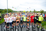 At the Start of the  Rose of Tralee 10k in the Tralee Wetlands on Sunday