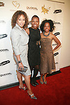 "Actress Tamara Tunie, Hearts of Gold Founder Deborah Koenigsberg and Rhonda Ross Attend Hearts of Gold's 15th Annual Fall Fundraising Gala ""Arabian Nights!"" Held at the Metropolitan Pavilion, NY 11/3/11"