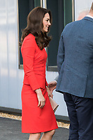 HAYES, UNITED KINGDOM - APRIL 20: Catherine, Duchess of Cambridge attends the official opening of The Global Academy in support of Heads Together on April 20, 2017 in Hayes, England. <br /> CAP/JOR<br /> &copy;JOR/Capital Pictures