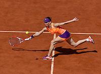 France, Paris, 04.06.2014. Tennis, French Open, Roland Garros, Womans final: Simona Halep (ROU)<br /> Photo:Tennisimages/Henk Koster