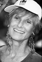 Cloris Leachman<br /> 1991<br /> Photo By Michael Ferguson/CelebrityArchaeology.com