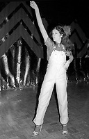 Gilda Radner at #Studio 54 in 1977<br />