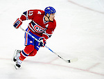 7 December 2009: Montreal Canadiens' left wing forward Mike Cammalleri in action against the Philadelphia Flyers at the Bell Centre in Montreal, Quebec, Canada. The Canadiens defeated the Flyers 3-1. Mandatory Credit: Ed Wolfstein Photo