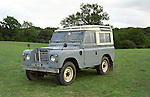 Land Rover: Series 3