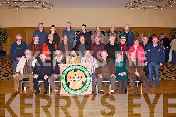 CLASSIC: Member's of the Kingdom Veteran Vintage and Classic Car Club who their AGM at the Ballyroe Heights hotel, Tralee on Sunday.
