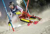 8th February 2019, Are, Sweden; Alpine skiing: Combination, ladies: Maryna Gasienica-Daniel from Poland on the slalom course.