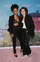 "2 December 2019 - Los Angeles, California - Quinn Wilson, King Princess. Premiere Of Showtime's ""The L Word: Generation Q"" held at Regal LA Live. Photo Credit: FS/AdMedia /MediaPunch"