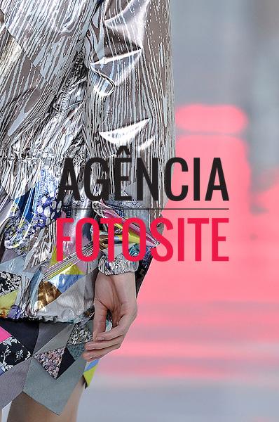 Londres, Inglaterra &sbquo;15/09/2013 - Desfile de Preen durante a Semana de moda de Londres - Verao 2014. <br /> Foto: FOTOSITE