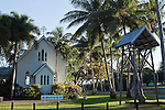 The historic St Mary's by the Sea church.  Port Douglas, Queensland, Australia
