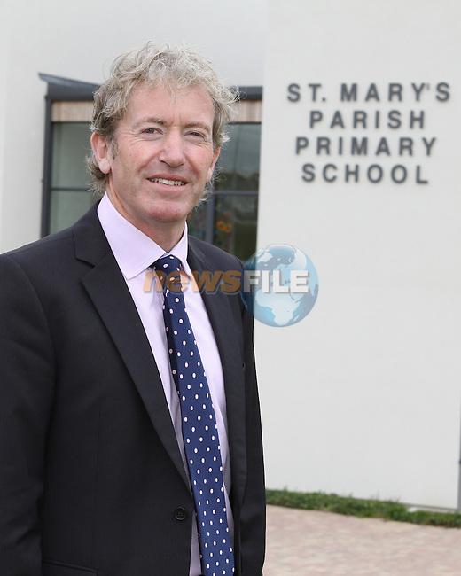 Phillip Ward, principle of St Mary's Parish NS.. .Photo NEWSFILE/Jenny Matthews.