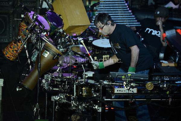FORT LAUDERDALE FL - OCTOBER 17 : Mickey Hart performs at Revolution on October 17, 2012 in Fort Lauderdale, Florida. Credit: mpi04/MediaPunch Inc.