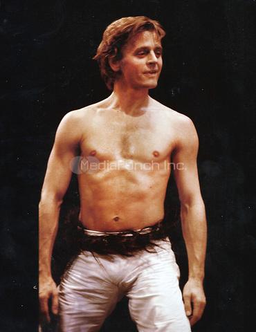 Mikhail Baryshnikov 1983<br /> Photo to By John Barrett/PHOTOlink/MediaPunch