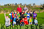 SIOBHAN COTTER BLITZ:  Enjoying the Annual Siobhan Cotter Blitz  in Churchill on Sunday were Ardfert  U6's