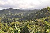 Cordillera Central Mountains