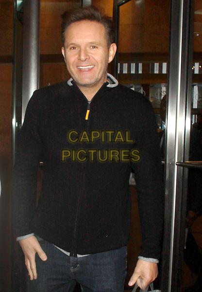 NEW YORK, NY - FEBRUARY 26: Mark Burnett seen at NBC Studios in New York City on February 26, 2014. <br /> CAP/MPI/RW<br /> &copy;RW/ MediaPunch/Capital Pictures