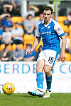 St Johnstone v Ross County…12.05.18…  McDiarmid Park    SPFL<br />David McMillan<br />Picture by Graeme Hart. <br />Copyright Perthshire Picture Agency<br />Tel: 01738 623350  Mobile: 07990 594431