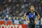 Shinji Okazaki (JPN),<br /> SEPTEMBER 1, 2016 - Football / Soccer :<br /> FIFA World Cup Russia 2018 Asian Qualifiers Final Round Group B match between Japan 1-2 United Arab Emirates at Saitama Stadium 2002 in Saitama, Japan. (Photo by Kenzaburo Matsuoka/AFLO)