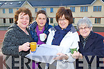 East Kerry Reaching Out project members l-r: Kay Daly, Rachel Foley, Joan Holland and Catriona Dunlea who are holding a genealogy coffee morning in An Riocht, Castleisland on Friday