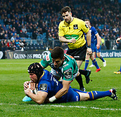 2018 Guinness Pro 14 Rugby Leinster v Benetton Apr 14th