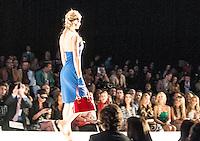 Opening night of Miami Beach International Fashion Week in South Beach, Florida, USA. Photo by Debi Pittman Wilkey