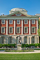 "Pennsylvania Hospital, ""Pennsy"", is a hospital Philadelphia, Pennsylvania, USA. Circa 1756. First hospital in the USA"