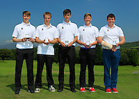 Irish Junior Foursomes 2016