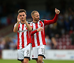 Stefan Scougall of Sheffield Utd during the English League One match at Glanford Park Stadium, Scunthorpe. Picture date: September 24th, 2016. Pic Simon Bellis/Sportimage